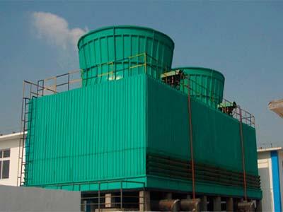 玻璃钢横流冷却塔图片-玻璃钢横流冷却塔价格