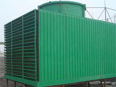 玻璃钢横流冷却塔供应商_玻璃钢横流冷却塔价格如何