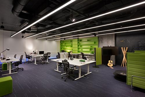 日照商业办公室内设计公司联系方式|找专业的商业办公室内设计就上直上空间设计