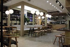 酒店餐饮室内设计哪家好-靠谱的酒店餐饮室内设计公司-直上空间设计