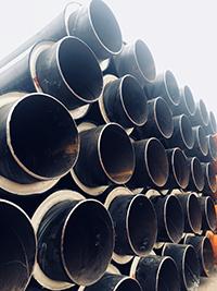 聚氨酯保温钢管价格-山东报价合理的聚氨酯保温管