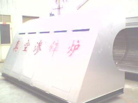 LUN250全自动真空渗锌焊接机