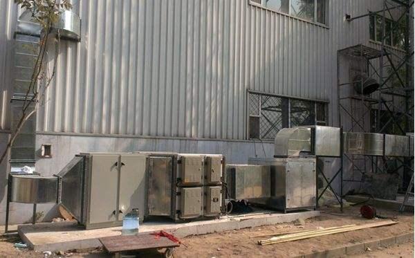 安康废气处理厂家_环普环保油烟废气处理设备制作商