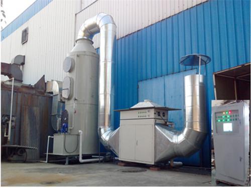 榆林车间废气处理价位 环普环保提供优良的车间废气处理设备