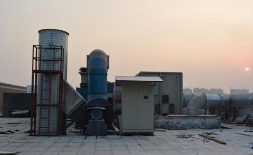商洛有机废气处理多少钱-大量供应质量好的有机废气处理设备