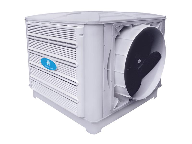 广东家用空调扇,东莞地区优质科瑞莱环保空调供应商