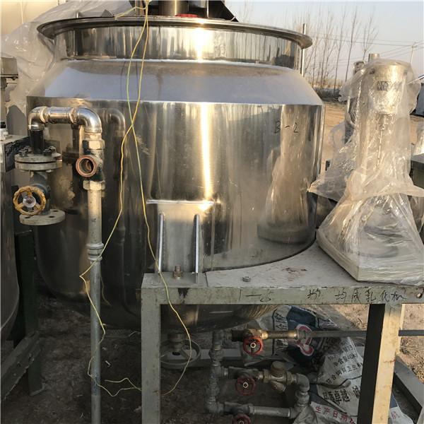 哪里能買到質量好的二手不銹鋼攪拌罐-二手液體攪拌罐
