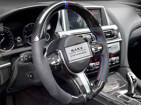 碳纤维方向盘教学_专业的碳纤维方向盘当选超人汽车改装
