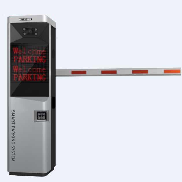 【蓝智电子】烟台停车场系统 烟台智能停车场系统