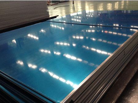 天津鋁板:鋁板折彎開裂注意事項