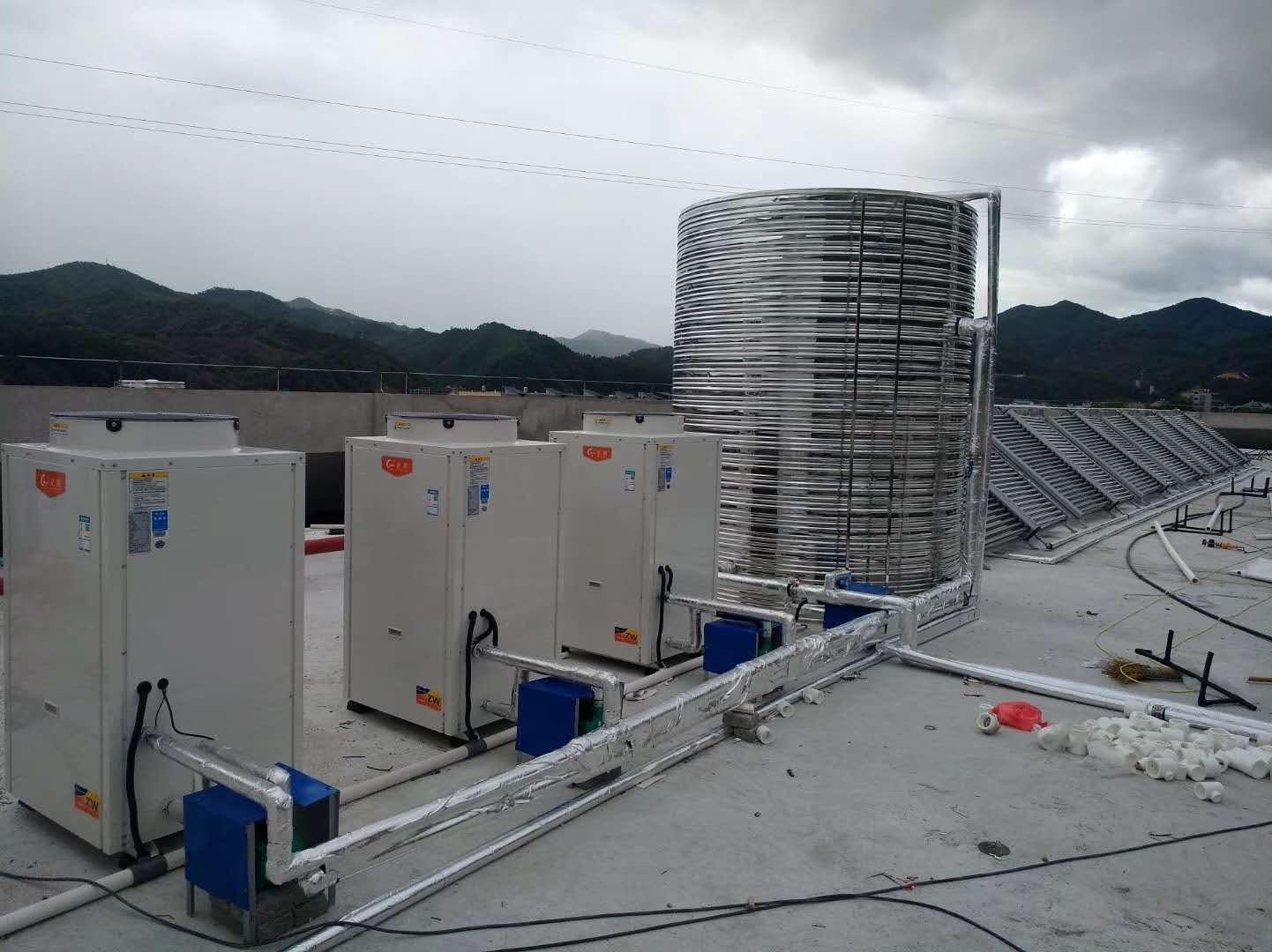 上哪找可靠的暖通工程-厦门太阳能热水器