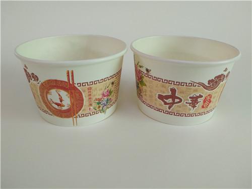 广西广告纸碗批发-价位合理的纸碗出售