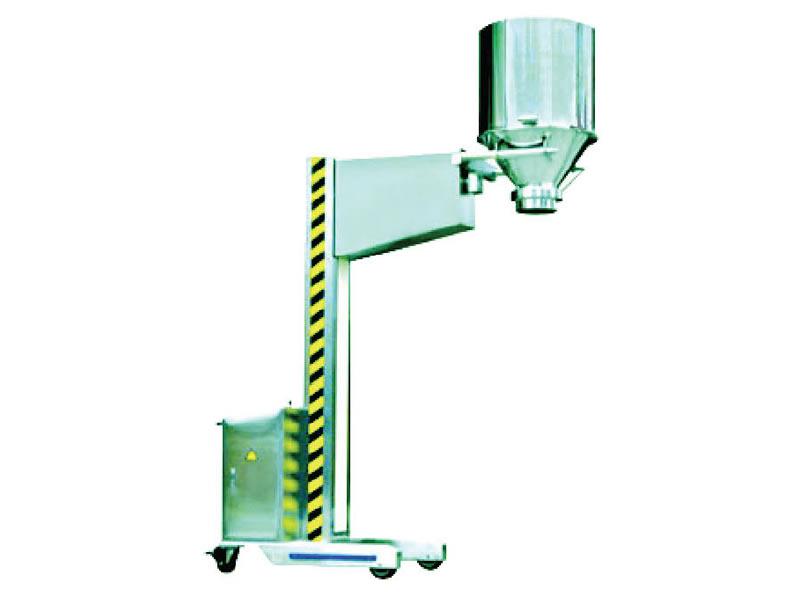 专业TSJ系列移动提升上料机 创干微波干燥设备提供优质的TSJ系列移动提升上料机