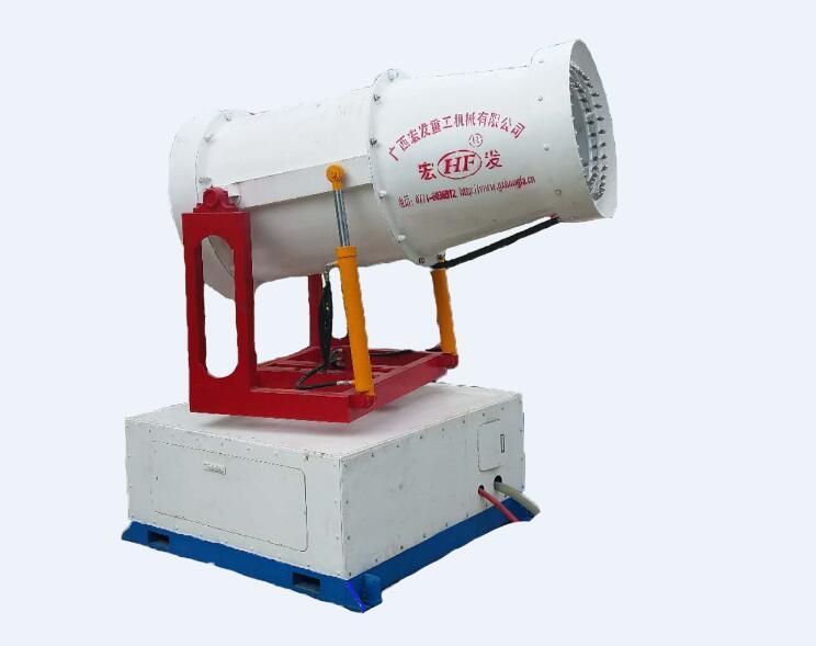 广西雾炮机批发厂家-宏发重工机械高质量的广西雾炮机