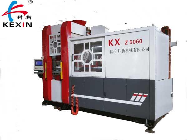 日照水平铸造造型机哪家好-科新机械高质量的全自动水平脱箱造型机