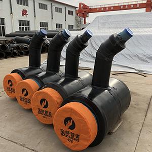 宝能管道设备河北保温跨越三通供应商厂家-保温跨越三通