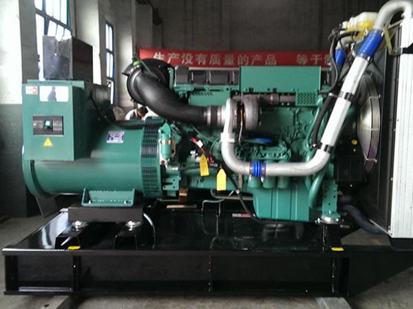 合肥报价合理的沃尔沃柴油发电机组品牌推荐 滁州沃尔沃柴油发电机租赁