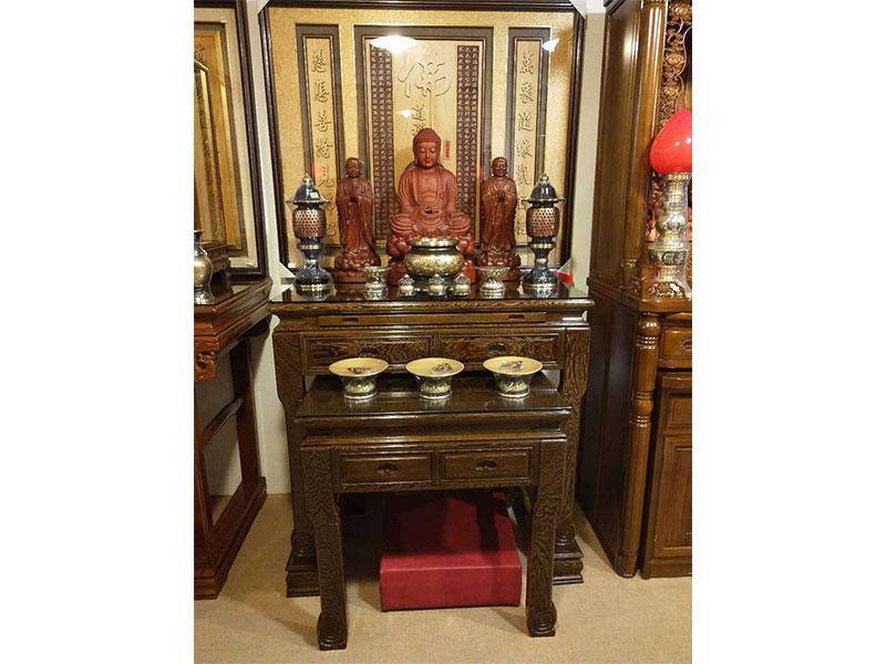 紅木家具沙發|出售廣東新型紅木佛桌