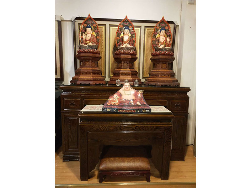 古典紅木家具|廣東紅木佛桌報價