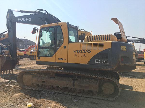 沃尔沃210二手挖掘机_沃尔沃210二手挖掘机价格