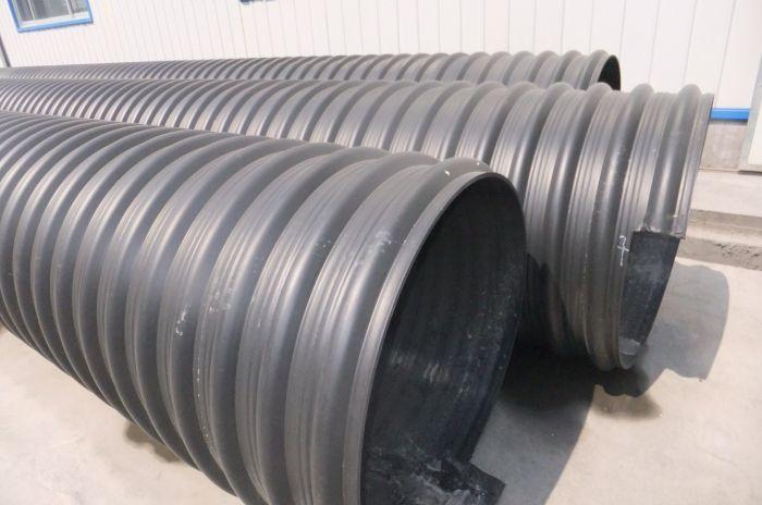 【好产品上线了】 HDPE排水管 临淄HDPE排污管