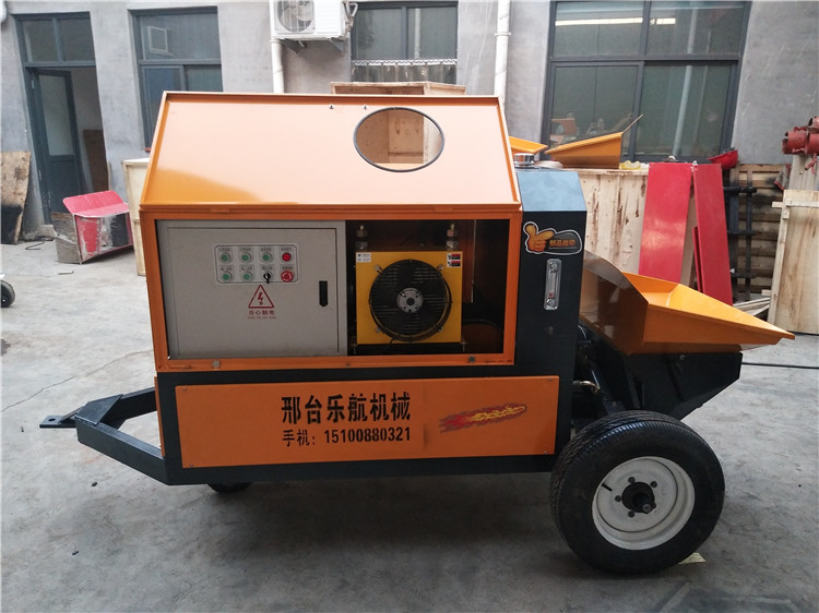 浙江22kw混凝土输送泵 大颗粒混凝土输送泵厂家