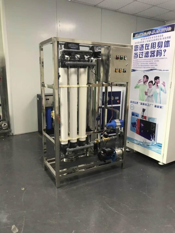 瓶装矿泉水设备生产商 纯净水处理系统 免费提供方案