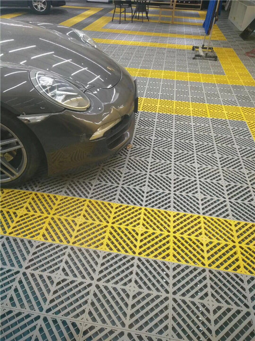批發便攜懸浮地板——想買滿意的洗車專用懸浮地板就到衡水藝豐