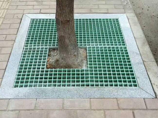 玻璃钢树池格栅