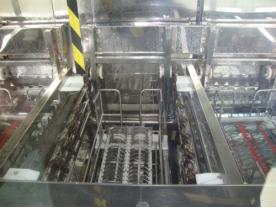 厦门全自动高压清洗机 规模大的福建光学镜片自动强化机厂家