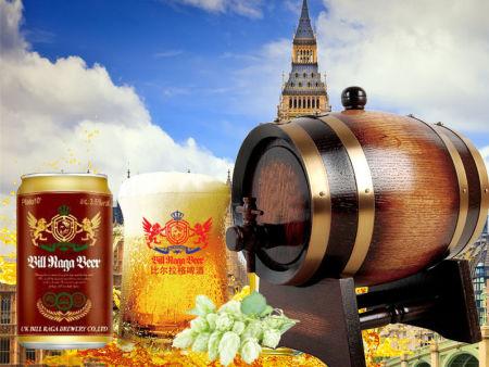采购英国啤酒就找比尔拉格啤酒 河北英国啤酒厂家