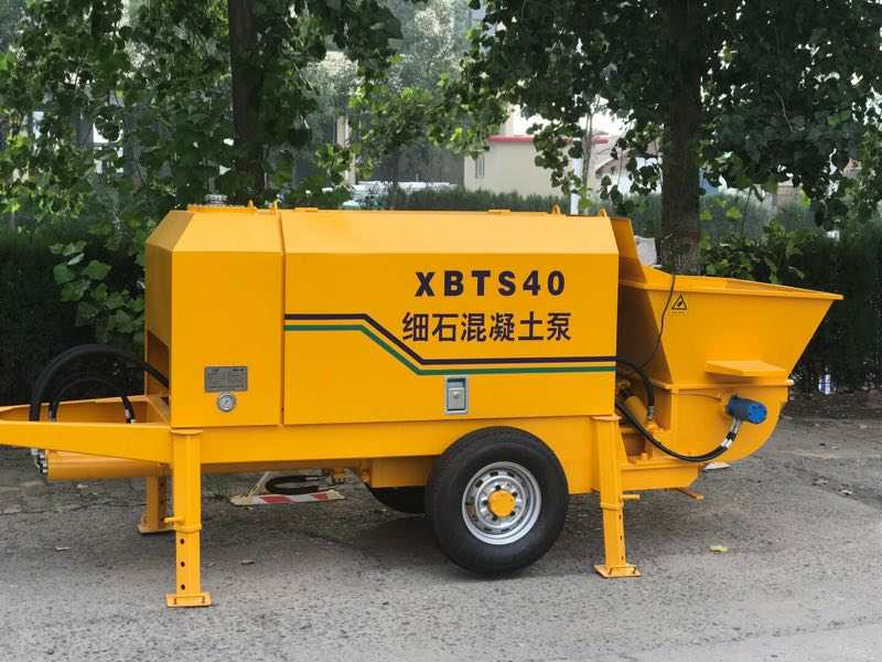 混泥土输送泵租赁-哪有具有口碑的混凝土泵厂家