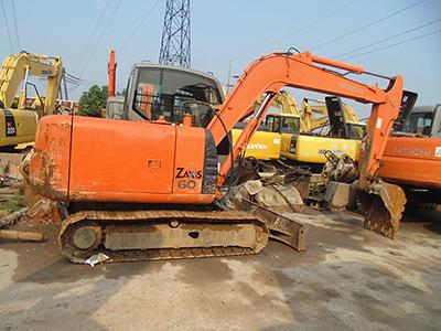 日立ZX60二手挖掘机_日立ZX60二手挖掘机价格