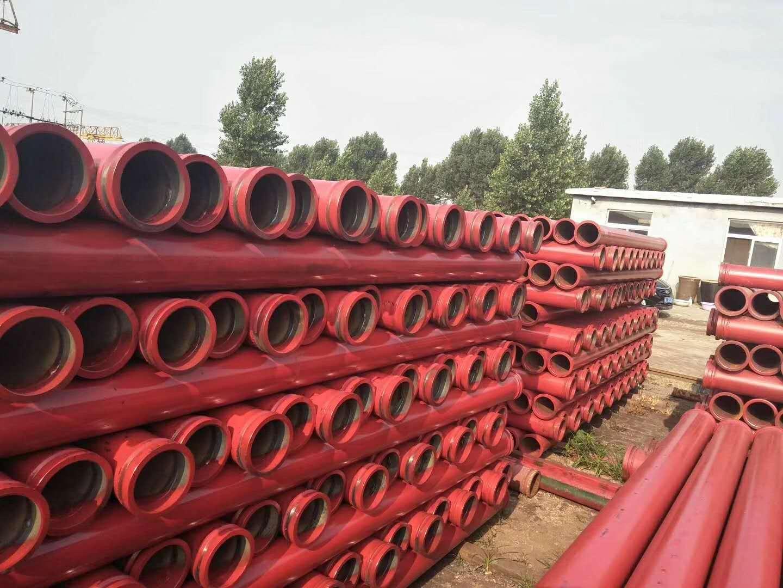 酒泉地泵管-甘肃专业的泵管哪里有供应