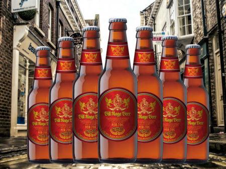 德州英国黑酒供应商哪家好 济南进口白啤厂家