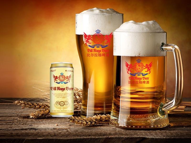 德州进口啤酒,休闲、会友,少不了比尔拉格啤酒