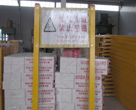玻璃钢警示牌-新品中石油燃气警示牌产品信息
