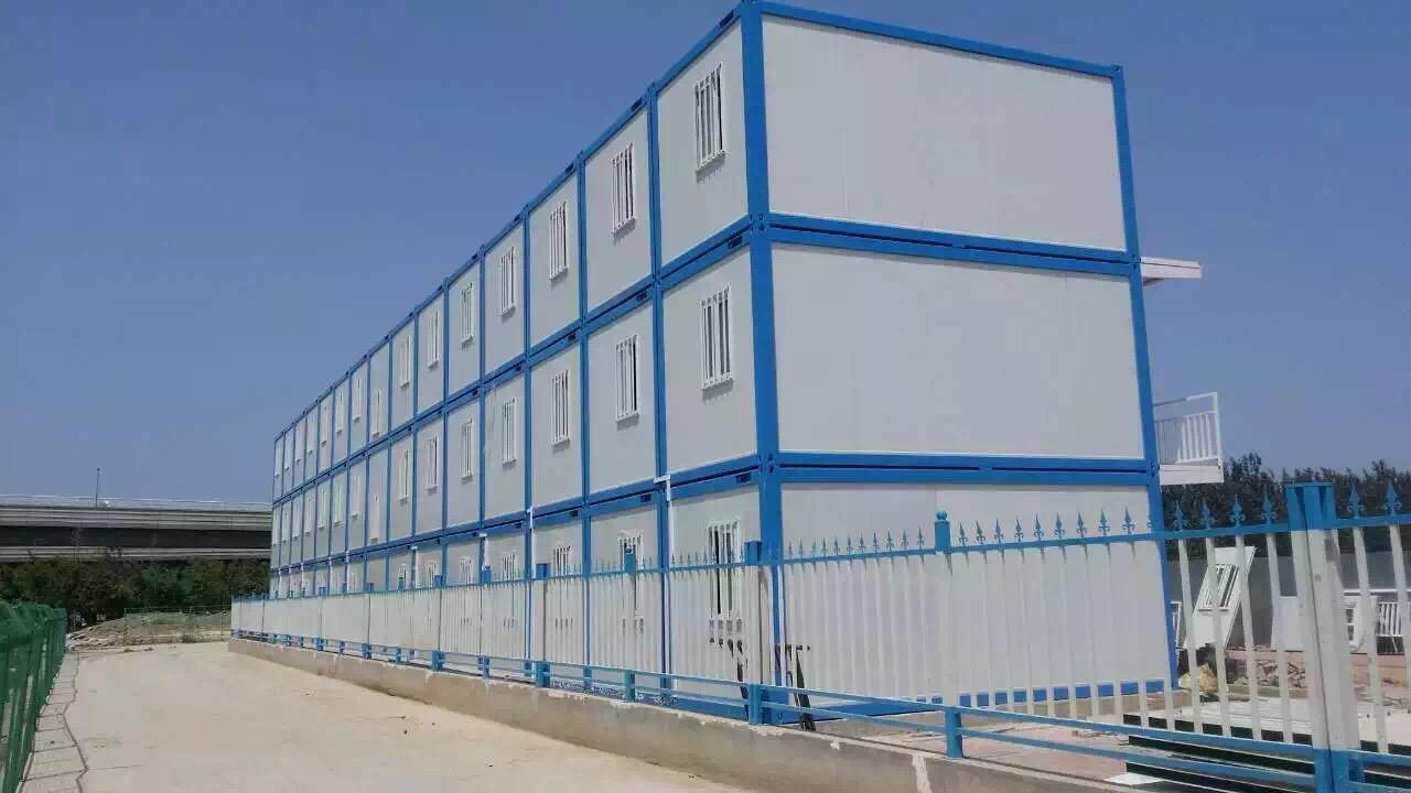 福州住人集装箱报价-专业生产安装集装箱房