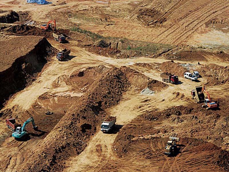 兰州大型土石方工程-兰州公路土石方施工 甘肃鸿赟建筑666