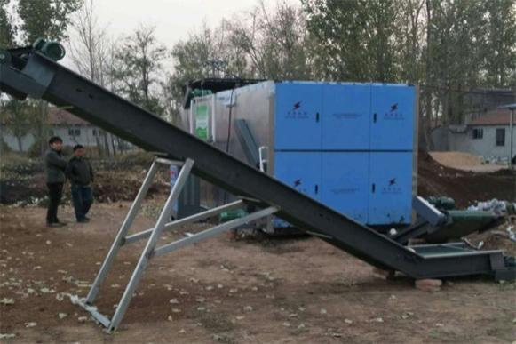 粪污一体化处理设备价格-销量好的养殖场畜禽粪污处理设备价格怎么样