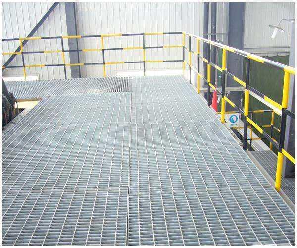 湖南平臺鋼格板廠家|山東物超所值平臺鋼格板