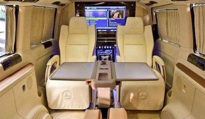 要買商務車改裝件當選超人汽車改裝——西安奔馳威霆改裝哪里有
