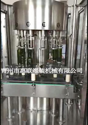 供应红酒灌装机 葡萄酒灌装设备 洋酒灌装机