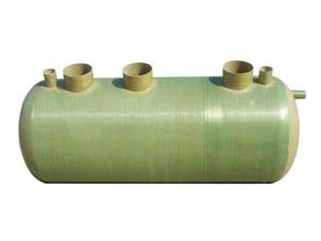 想买质量良好的哈尔滨玻璃钢化粪池,就来开利环保工程|哈尔滨太阳能热水器