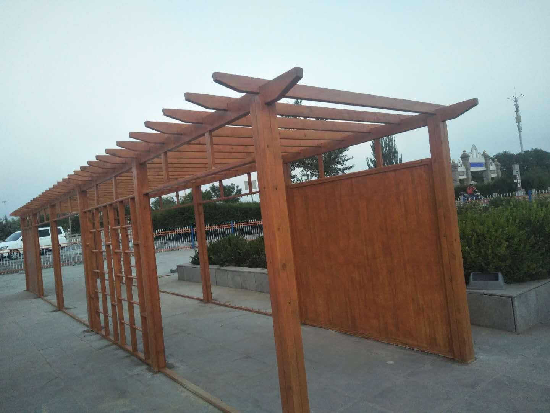 宁夏防腐木大量出售价格划算的银川防腐木