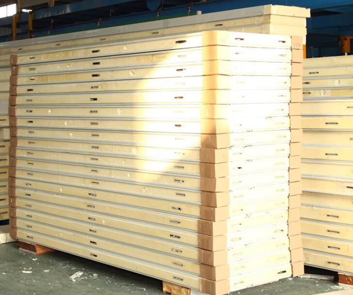 广西聚氨酯保温板,聚氨酯冷库板价格