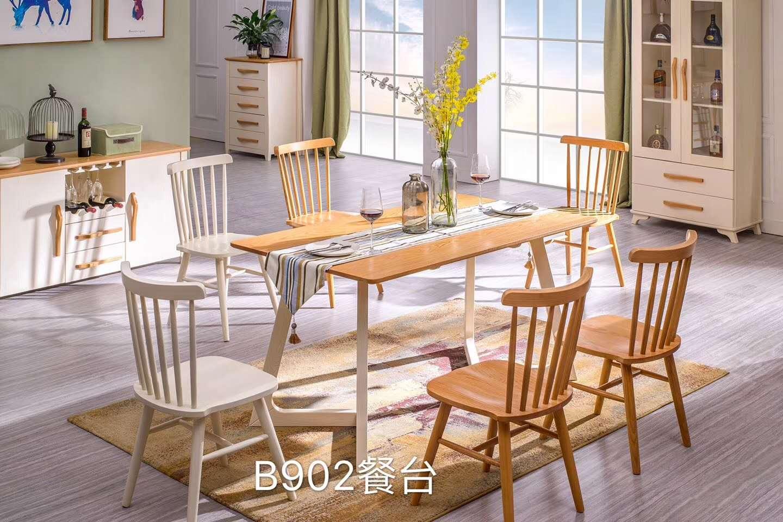 实木餐桌-想要齐全的实木家具就来艺菲雅家具