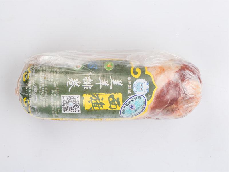 呼伦贝尔品质好的西旗羔羊肉卷批发_羔羊肋腹卷零售