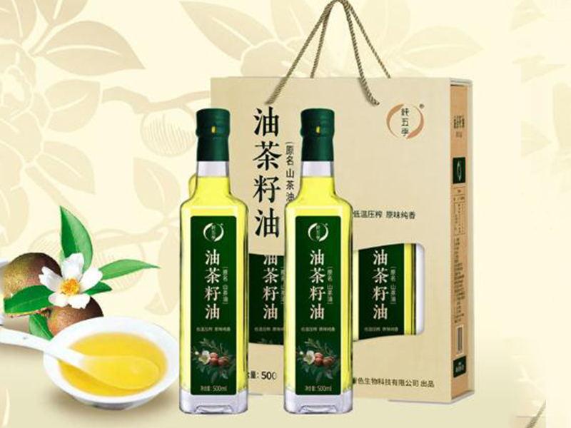 野生山茶油_划算的有机广东康帝供应-野生山茶油