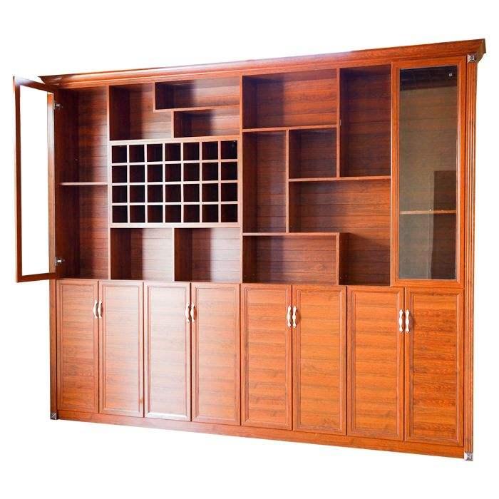 具有口碑的全铝酒柜定制推荐 全铝家具
